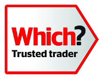Our surveys are Which trusted trader approved