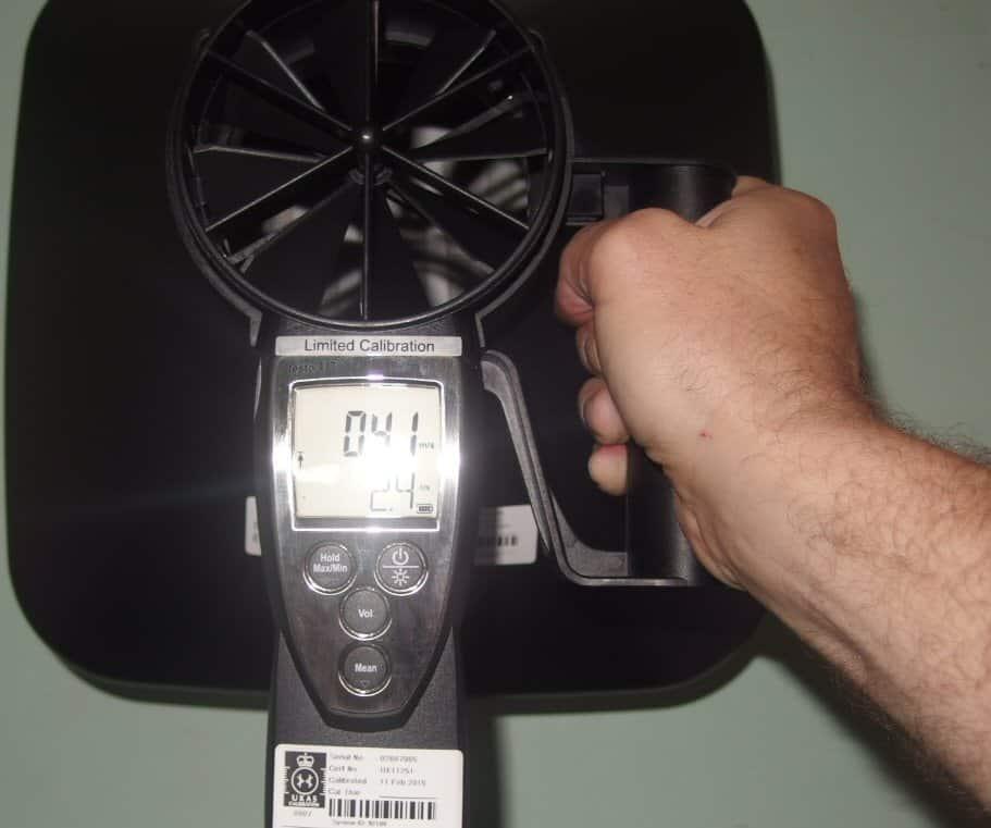 ventilation survey