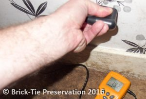 more on how to use a moisture meter properly