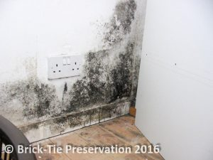 not rising damp just severe condensation