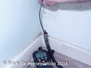 mould not rising damp