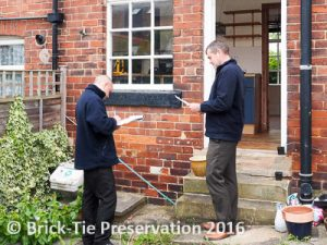 homebuyer damp and timber surveyor training Yorkshire