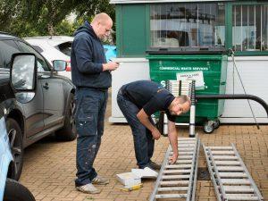 A good company scaf tag ladders