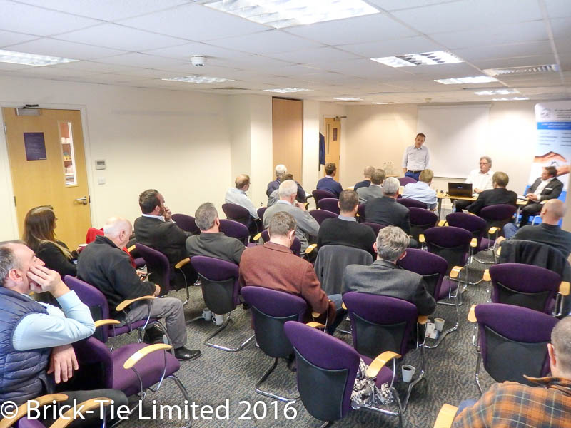 PCA damp experts meet in Yorkshire